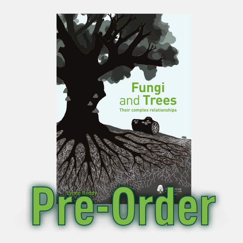 Fungi and Trees: Their complex relationships (Pre-order)