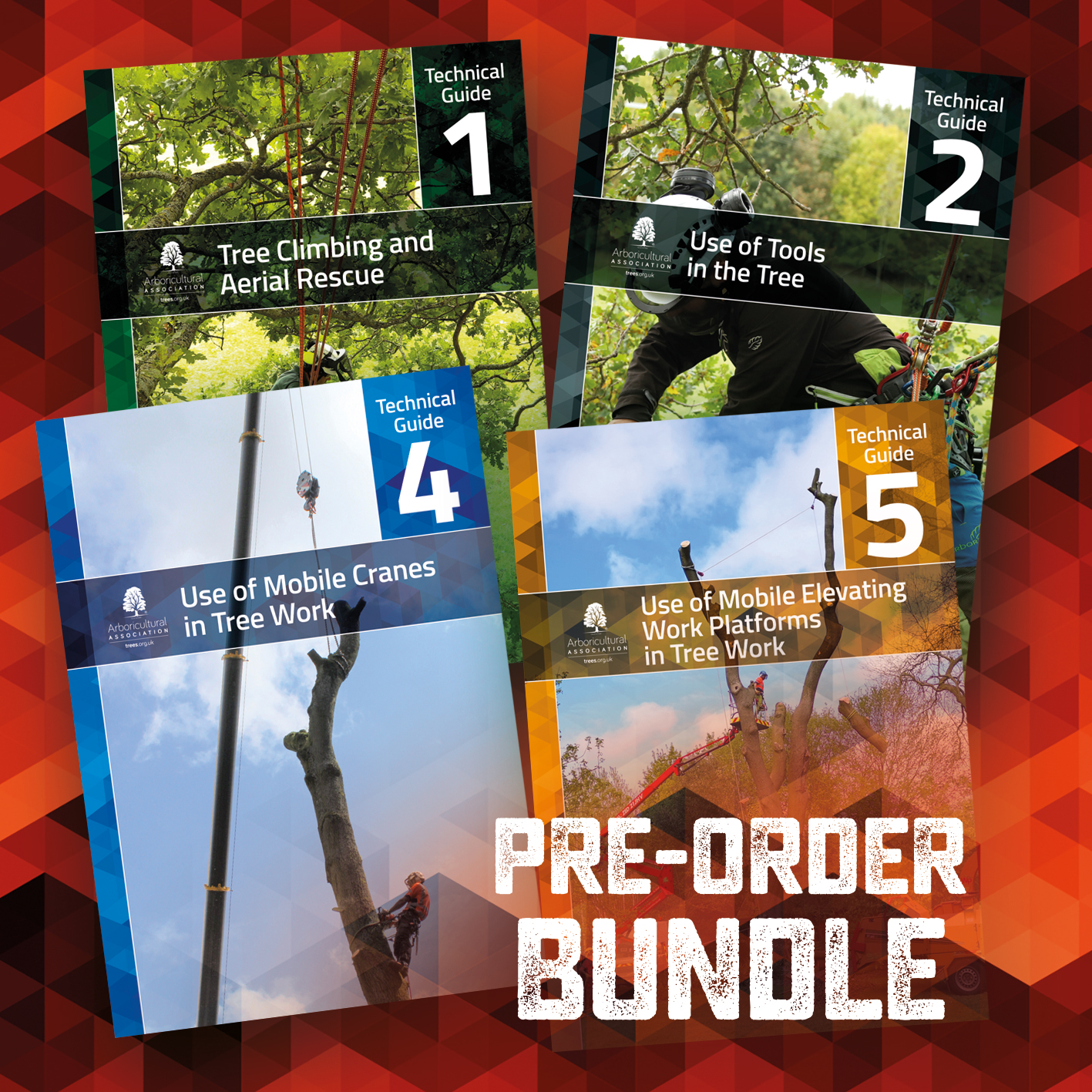 Technical Guides Bundle (Pre-Order)