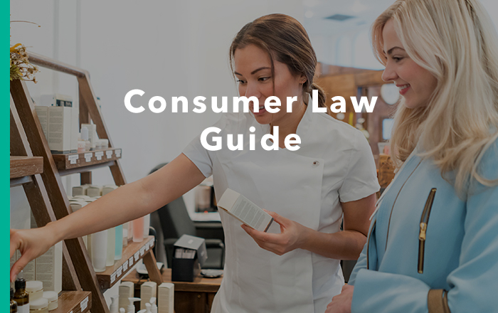 Consumer Law Guide