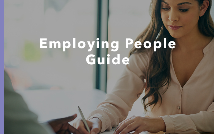 Employing People Guide