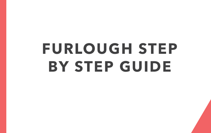 Step by step guide to furlough