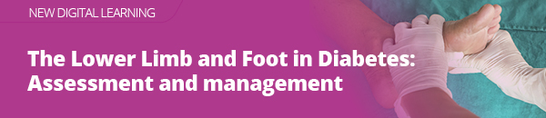 The Lower Limb and Foot in Diabetes: Module 1