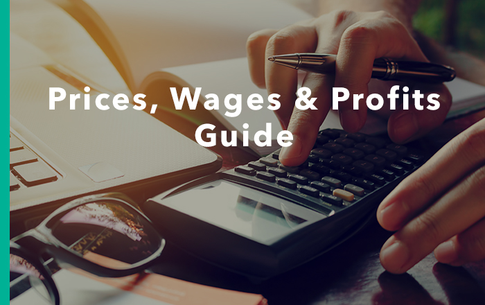 Prices, Wages and Profits Guide